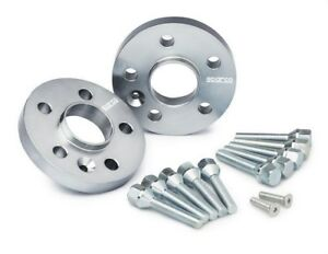 Sparco Wheel Spacers 2 x20mm, MITSUBISHI LANCER EVO 6, CHEAP DELIVERY WORLDWIDE!