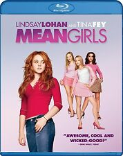 MEAN GIRLS (Lindsay Lohan, Tina Fey)  -  Blu Ray - Sealed Region free for UK