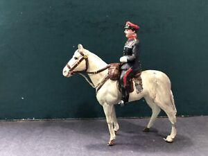 Timpo: A Fine & Unique Converted British Field  Marshal, c1900. ~60mm Scale