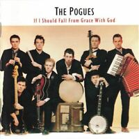 THE POGUES if I should fall from grace with god (CD, Album) Folk Rock, very good