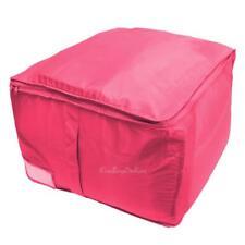 Quilt Blanket Pillow Sheets Duvet Underbed Storage Bag Box Organizer Container