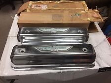 1955-1957 FORD,THUNDERBIRD SUPER NICE VALVE COVERS, NOS, Y-BLOCK,312, 292, 272