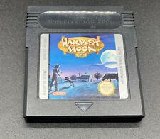 Spiel: HARVEST MOON für Gameboy Color + Advance * guter Zustand *