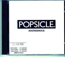 (EI489) Popsicle, Histrionics  - 1995 CD