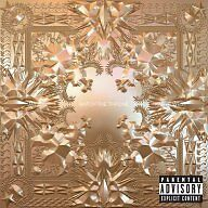 JAY-Z & KANYE WEST WATCH THE THRONE CD NUOVO SIGILLATO !!