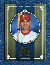 2005 ALBERT PUJOLS Donruss Diamond Kings Crowning Moment #214