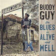BUDDY GUY THE BLUES IS ALIVE AND WELL CD NEW