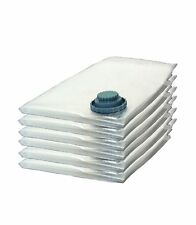 6x Large size vacuum storage bags space bags space saver bags 60 x 80cm