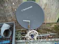 Technomate 1M satellite dish