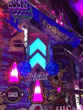 ANY PINBALL OR STERN AEROSMITH PRO PREMIUM/LE LIGHTED RAMPS PINBALL MACHINE MOD