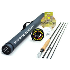 "Orvis Encounter 906-4 Fly Rod Outfit : 9'0"" 6wt"