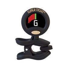 BLACK SNARK DIGITAL TUNER SNARK ST8,  SUPER TIGHT CLIP ON TUNER