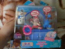 CLOSEOUT SALE! Imported From USA! Doc McStuffins Check-up Set FLAWED