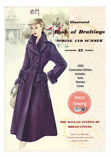 The Haslam System of Dresscutting No. 23 - 1950's