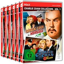 Gesamtedition  - Charlie Chan Collection / 12 Filme auf 6 DVDs * Pidax