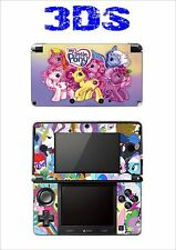 SKIN STICKER AUTOCOLLANT DECO POUR NINTENDO 3DS REF 175 MY LITTLE PONY