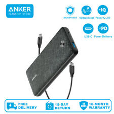 Anker PowerCore Essential 20000mAh PD USB-C Power Delivery PIQ2.0 Fast Charging