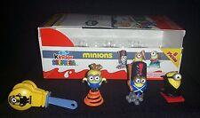 Minion Kinder Surprise Toy Collection 2015 ~ 4 Pieces