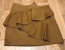 Isabel Marant Etoile Doali Mini Ruffle Skirt. BNWT. Size FR38. Sold Out!!!