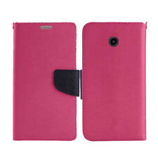 Wallet Pouch Credit Card Case Cover for Alcatel One Touch Pixi Unite A466BG