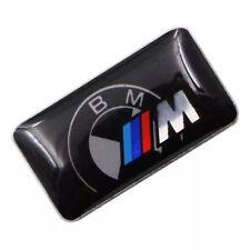 4Psc M Sport Performance Alloy Wheel Badge Sticker Emblem Decal For BMW 9x17mm