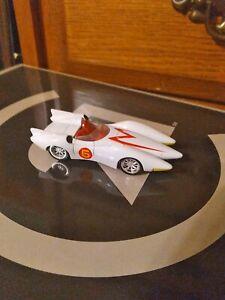 2008 Jada Toys Speed Racer Mach 5 HTF Benefit Nebraska Flood Victum