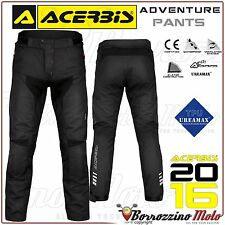 Acerbis 0017807.090.068 Pantalone Adventure Nero XL
