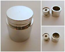 28er Knopfwerkzeug (ohne Presse einsetzbar) 18mm Knöpfe beziehen mit Stoff