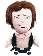 Star Wars - Disney Plush Talking Hans Solo - New With Tags