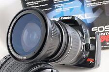 Ultra Wide Angle Macro Fisheye Lens for Canon Eos Digital Rebel & XTi 18-55 EF-S