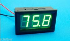 Golf Cart,Boat RV Battery LED Volt Charge Meter & Chart 12,24,36,48,72 V Generic