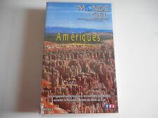 K7 VHS / CASSETTE VIDEO - AMERIQUES / LE MONDE VUE DU CIEL