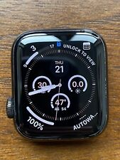 Apple Watch Series 5 GPS + Cellular, 40mm stainless steel case