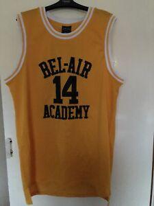 Fresh prince Novelty Basketball Jersey Mens Size XL