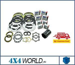 For Toyota Landcruiser VDJ78 VDJ79 Swivel Hub + Wheel Bearing Kit KOYO