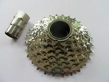 DNP Epoch Freewheel: 7 Speed 11-28T with Removal Tool for 14mm Axles