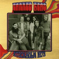 CANNED HEAT - STOCKHOLM 1973  CD NEUF