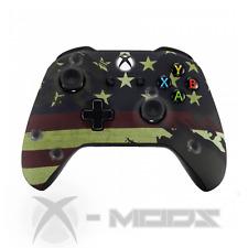 XBOX ONE CUSTOM CONTROLLER - American Flag - X-Mods