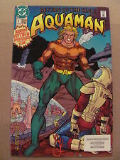 Aquaman #1 #2 #3 #4 DC Comics 1991 Series 9.2 Near Mint-
