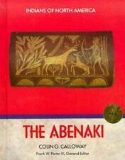 The Abenaki (Indians of North America)-ExLibrary