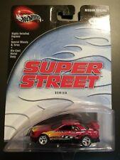 Hot Wheels Nissan Skyline Super Street