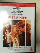 Taye Diggs Marisa Tomei JUST A KISS ~ 2002 Romantic Drama | UK DVD