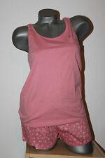 "Triumph Pyjama ""Sets AW 14 PSK 01"" Gr. 38 rosa kurze Short Schlafanzug süß"