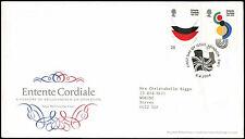 GB FDC 2004 Entente Cordiale, London SW1 H/S #C34898