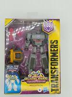 Megatron Transformers bumblebee Cyberverse Deluxe Class Action Build Figure NEW