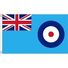 5ft X 3ft 5'x3' Flag RAF Blue Ensign Royal Air Force