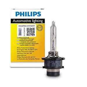 Philips D2S HID Xenon 200% More Light Upgrade BMW Audi VW Headlight Light Bulb
