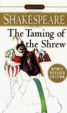 The Taming of the Shrew (Shakespeare, Signet Classic) by Shakespeare, William, G
