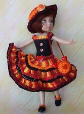 """clothes for dolls Betsy McCall 8"""" PATSYETTE DOLL IS NOT INCLUDED"""