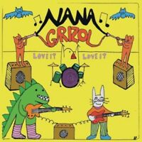 Nana Grizol - Love It Love It [New Vinyl LP] Ltd Ed
